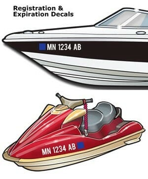Pv Boat Graphics Boat Registration Numbers